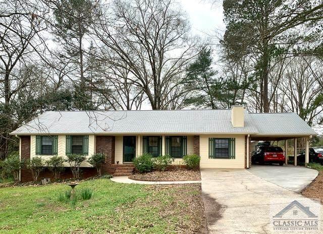 110 Candy Circle, Winterville, GA 30683 (MLS #974209) :: Athens Georgia Homes