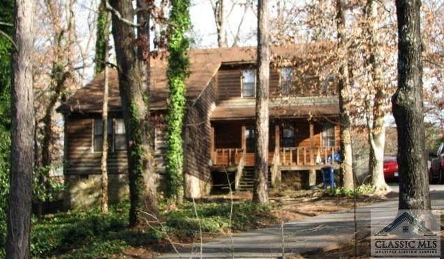 215 Davis Street, Athens, GA 30606 (MLS #974385) :: Athens Georgia Homes