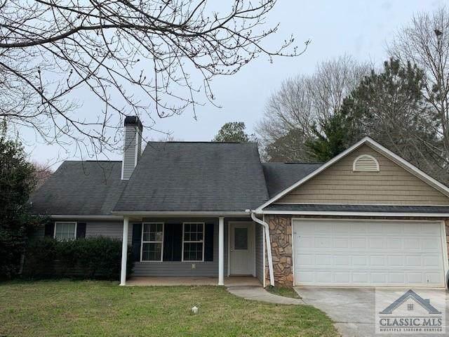 139 Airport Road, Athens, GA 30605 (MLS #974476) :: Athens Georgia Homes