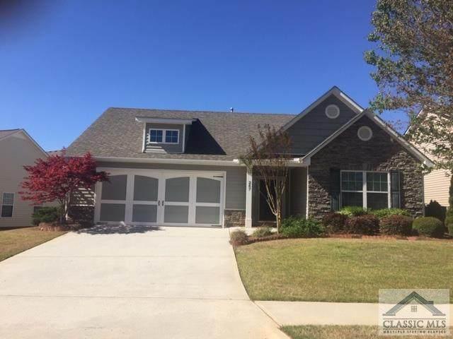247 Memory Lane, Winder, GA 30680 (MLS #974622) :: Team Cozart