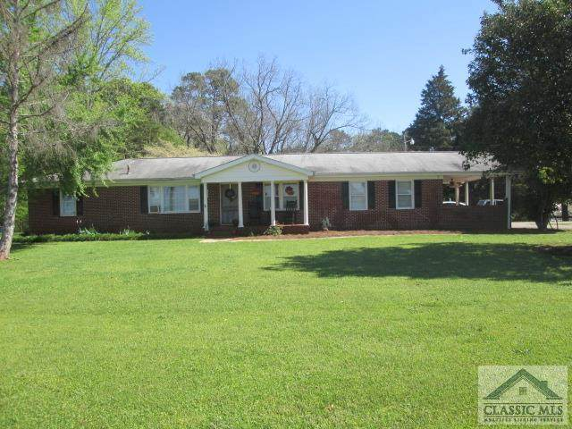 3185 Smithonia Road, Colbert, GA 30628 (MLS #974635) :: Keller Williams