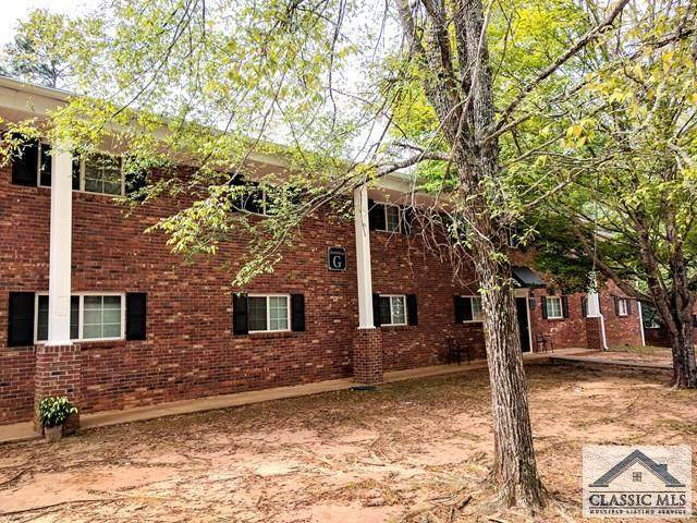 195 Sycamore Drive I71, Athens, GA 30606 (MLS #974672) :: Athens Georgia Homes