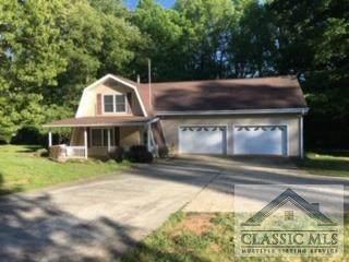 4582 Hwy 174, Danielsville, GA 30633 (MLS #975189) :: Signature Real Estate of Athens