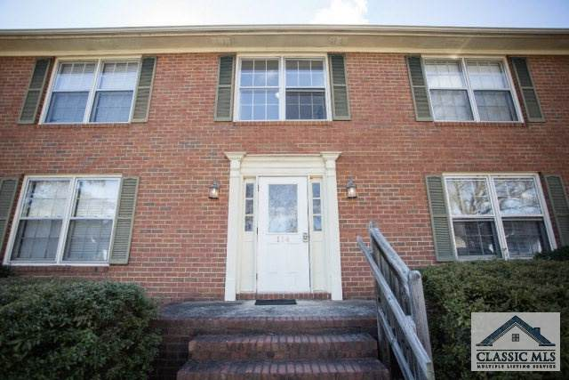 114 Barrington Drive #4, Athens, GA 30605 (MLS #975330) :: Signature Real Estate of Athens