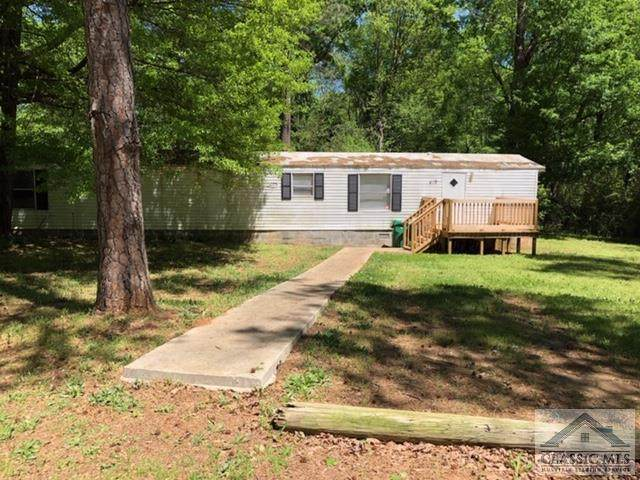 410 Sherwood Circle, Danielsville, GA 30633 (MLS #976398) :: Todd Lemoine Team
