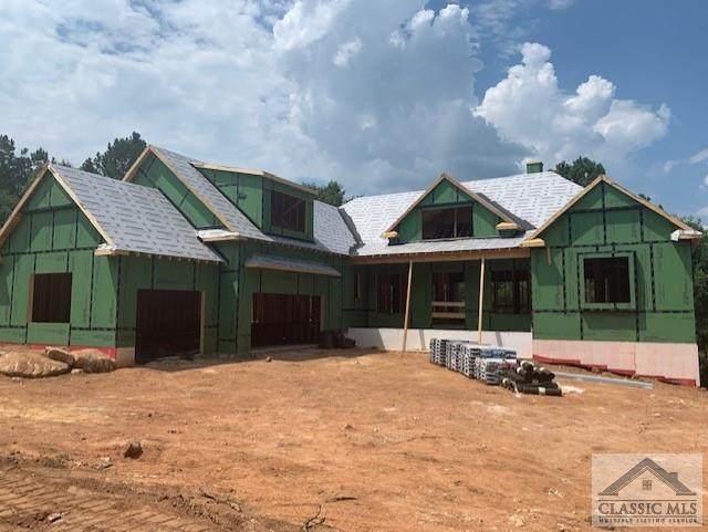 725 Brush Creek Road, Colbert, GA 30628 (MLS #976406) :: Signature Real Estate of Athens