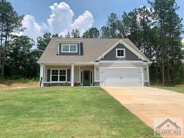 50 Wagon Trail, Mansfield, GA 30055 (MLS #976425) :: Signature Real Estate of Athens