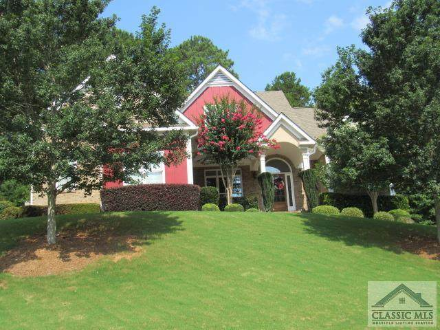 231 Bear Cub Way, Bogart, GA 30622 (MLS #976449) :: Todd Lemoine Team