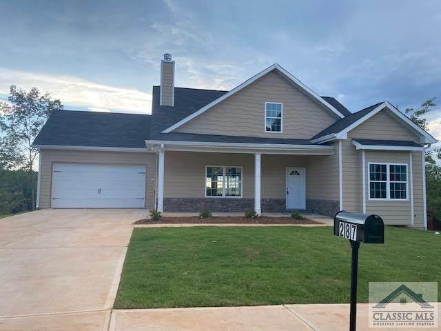 287 Northwood Drive, Commerce, GA 30529 (MLS #976831) :: Team Cozart