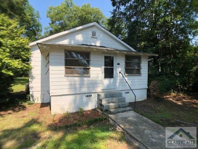 150 Mimosa Drive, Athens, GA 30605 (MLS #976888) :: Athens Georgia Homes