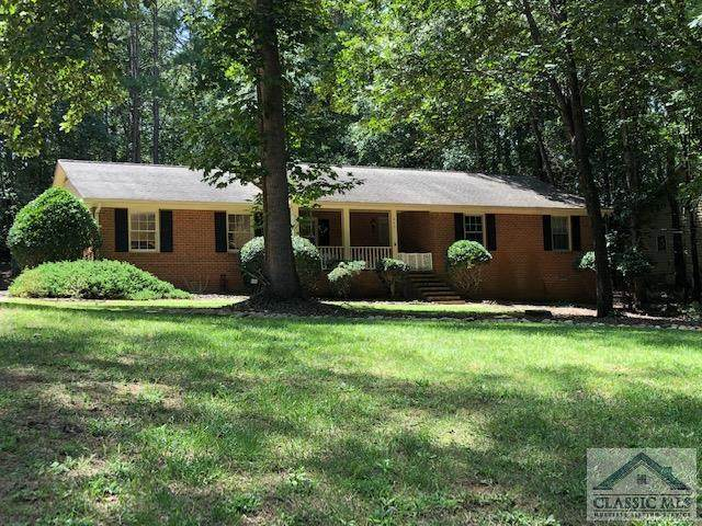 445 Providence Road, Athens, GA 30606 (MLS #977245) :: Signature Real Estate of Athens
