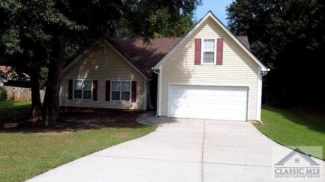 312 Joshua Way, Hoschton, GA 30548 (MLS #977287) :: Signature Real Estate of Athens
