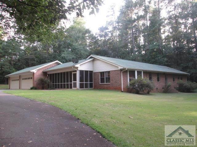 406 Colbert Danielsville Road, Danielsville, GA 30633 (MLS #977341) :: Signature Real Estate of Athens