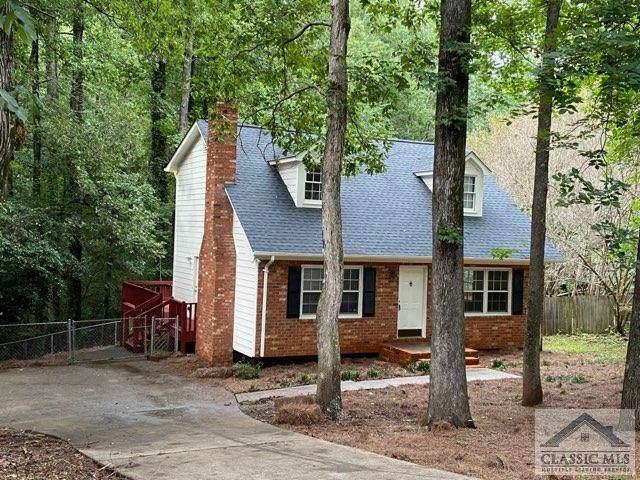 320 Shadow Moss Drive, Athens, GA 30605 (MLS #977534) :: Team Cozart