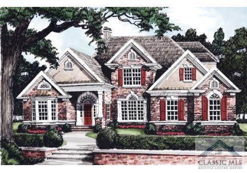 3339 Princeton Drive E, Bogart, GA 30622 (MLS #977598) :: Signature Real Estate of Athens