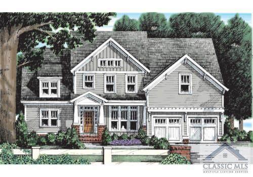 2934 Horseshoe Bend Lane, Bogart, GA 30622 (MLS #977600) :: Signature Real Estate of Athens
