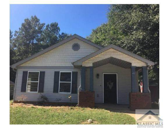 42 Sidetrack Circle, Comer, GA 30629 (MLS #977997) :: Signature Real Estate of Athens