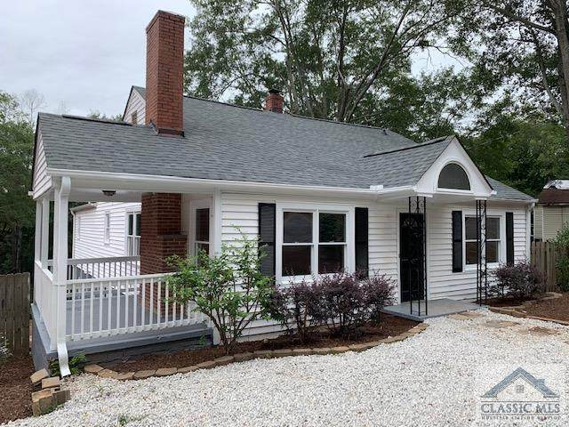 1504 Broad Street E, Athens, GA 30605 (MLS #978065) :: Signature Real Estate of Athens