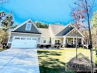2521 Jones Pine Road, Good Hope, GA 30641 (MLS #978500) :: Signature Real Estate of Athens