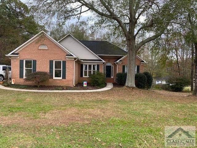 1021 Ashland Drive, Statham, GA 30666 (MLS #978544) :: Signature Real Estate of Athens