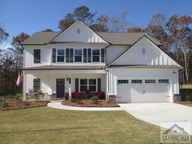 358 Woodbury Lane, Hull, GA 30646 (MLS #978576) :: Signature Real Estate of Athens