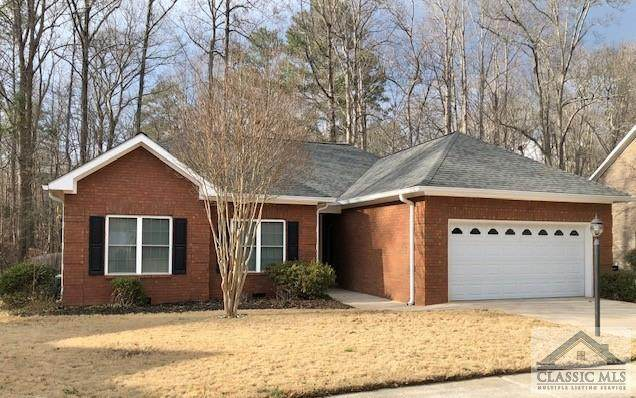 237 Huntington Shoals Drive, Athens, GA 30606 (MLS #979257) :: Team Reign