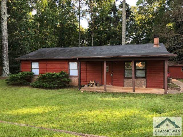 135 Quail Run Drive, Athens, GA 30606 (MLS #979332) :: Signature Real Estate of Athens