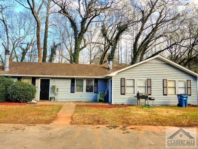 135-137 Laurie Drive, Athens, GA 30605 (MLS #979371) :: Team Reign
