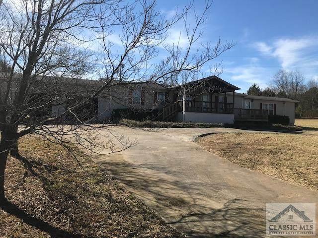 107 Collins Bridges Road, Danielsville, GA 30633 (MLS #979383) :: Signature Real Estate of Athens