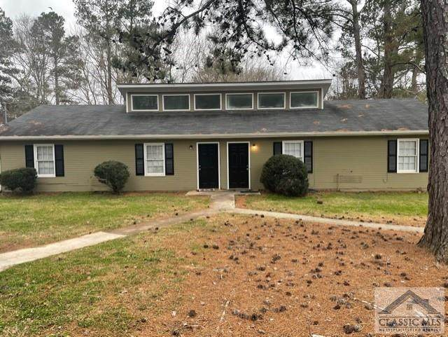 120 Loblolly Drive, Athens, GA 30605 (MLS #979398) :: Signature Real Estate of Athens