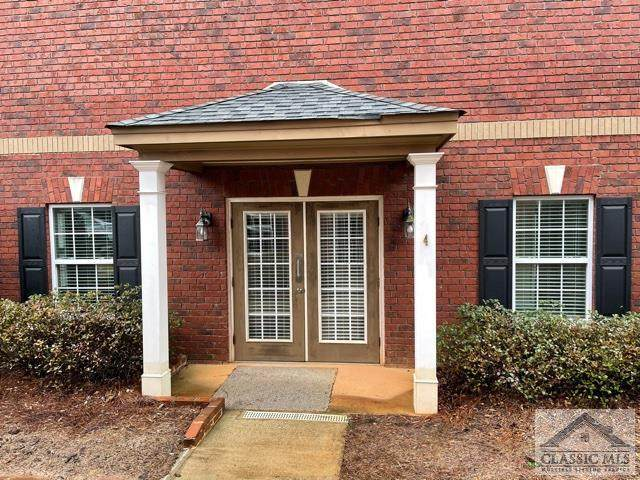 105 Whitehead Road #4, Athens, GA 30604 (MLS #979479) :: Team Reign