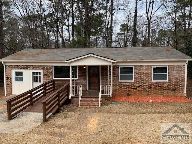 160 Peach Street, Athens, GA 30606 (MLS #979894) :: Signature Real Estate of Athens