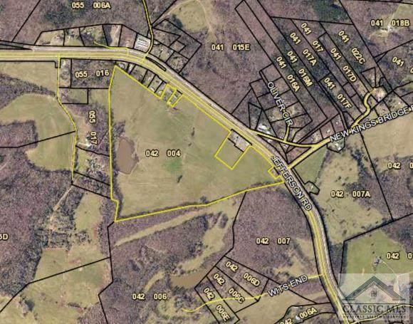 6424 Athens Hwy, Jefferson, GA 30549 (MLS #979897) :: Signature Real Estate of Athens