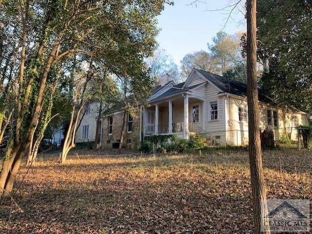 120 Plum Nelly Road, Athens, GA 30606 (MLS #980019) :: Athens Georgia Homes