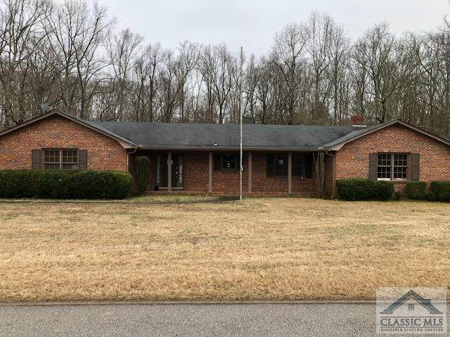 2581 Crabapple Hollow Road, Nicholson, GA 30565 (MLS #980426) :: Signature Real Estate of Athens
