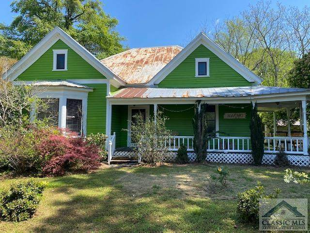 214 North Street, Crawford, GA 30630 (MLS #981037) :: Signature Real Estate of Athens