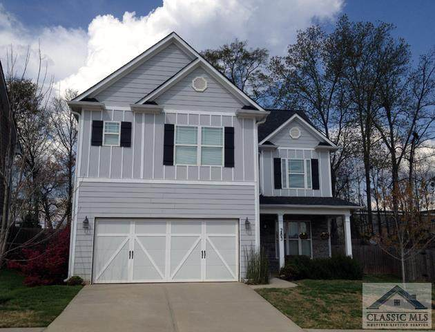 283 Firefighter Court, Athens, GA 30607 (MLS #981141) :: Signature Real Estate of Athens