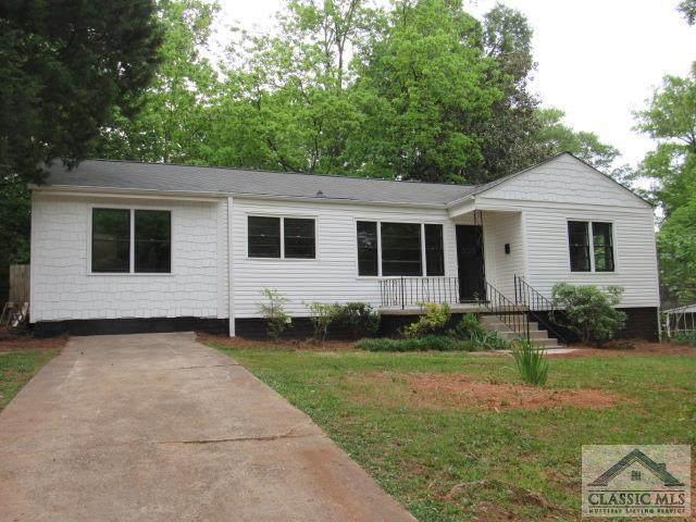 355 King Avenue, Athens, GA 30606 (MLS #981289) :: Athens Georgia Homes