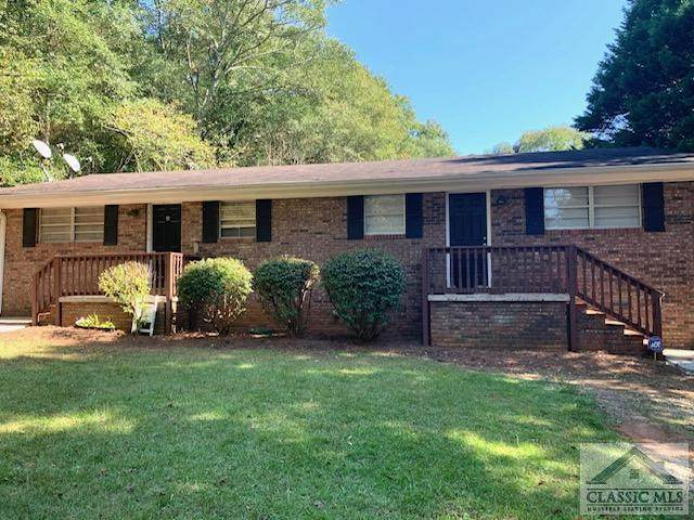 200 Hilltop Road, Athens, GA 30605 (MLS #981341) :: Signature Real Estate of Athens