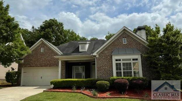 120 Meredith Ridge Road, Athens, GA 30605 (MLS #981448) :: Athens Georgia Homes