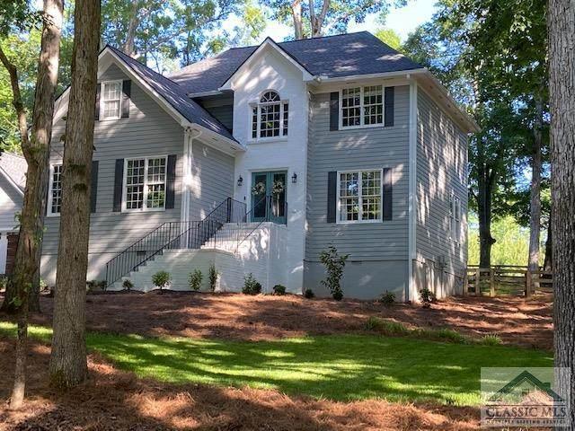 1090 Golf Course Lane, Athens, GA 30605 (MLS #981675) :: Signature Real Estate of Athens