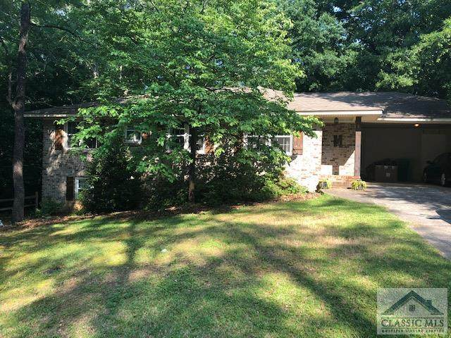 651 University Circle, Athens, GA 30605 (MLS #981859) :: Athens Georgia Homes