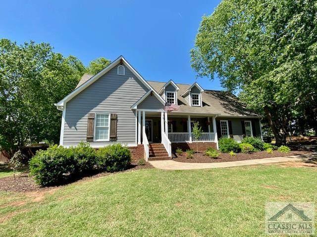1091 Lakeside Drive, Bishop, GA 30621 (MLS #982017) :: Athens Georgia Homes