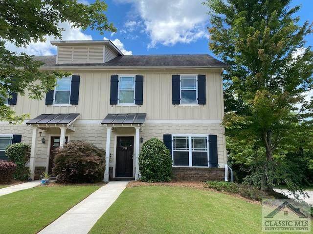 291 Oconee River Circle, Athens, GA 30605 (MLS #982411) :: Signature Real Estate of Athens