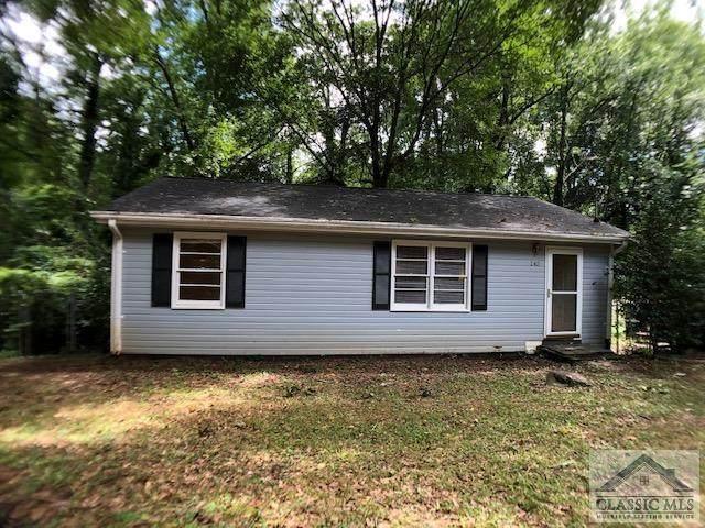 240 Habersham Drive, Athens, GA 30606 (MLS #982645) :: Signature Real Estate of Athens