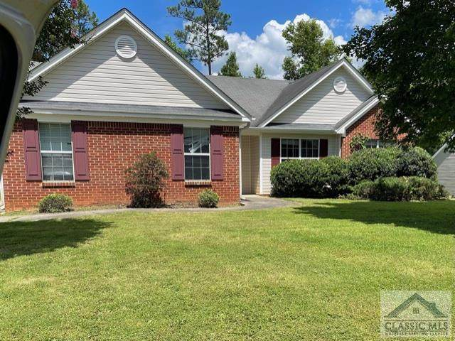 128 Silver Bell Trace, Athens, GA 30606 (MLS #982852) :: Team Reign