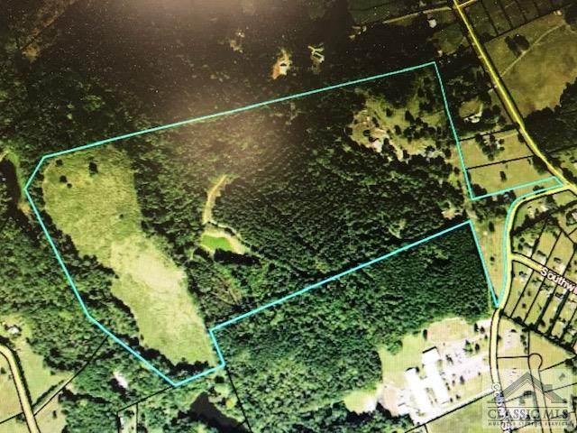 0 Colbert School Road, Colbert, GA 30628 (MLS #983748) :: Signature Real Estate of Athens
