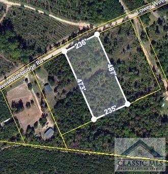 0 Lower Wire Bridge Road, Maxeys, GA 30667 (MLS #983775) :: Keller Williams