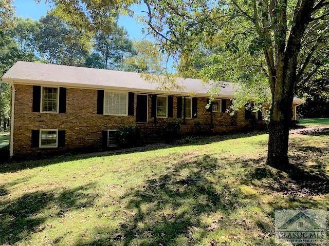 1907 Lakewood Drive, Statham, GA 30666 (MLS #983804) :: Signature Real Estate of Athens