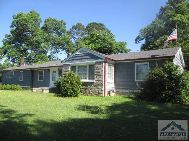 4835 Hwy 72E, Carlton, GA 30627 (MLS #983995) :: Signature Real Estate of Athens